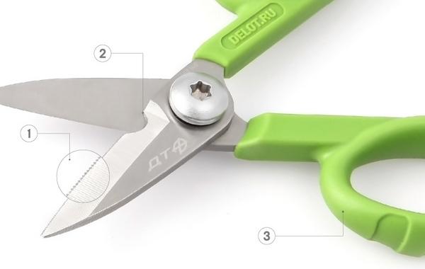 Ножницы электрика
