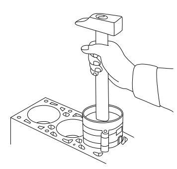 Оправка для поршневых колец