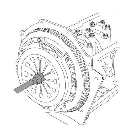 Набор для центровки диска сцепления